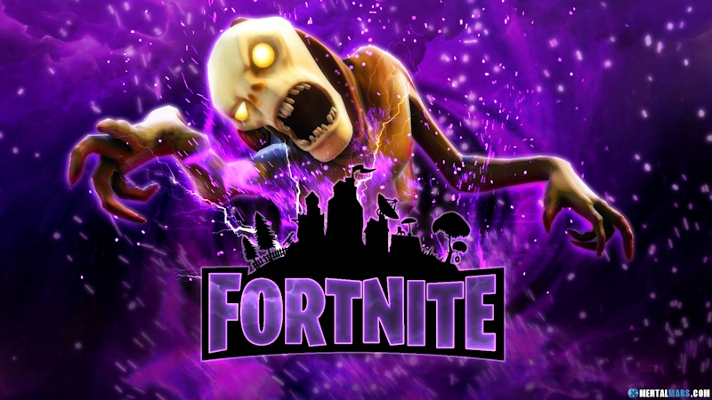 Fortnite Wallpaper - Husk - Preview