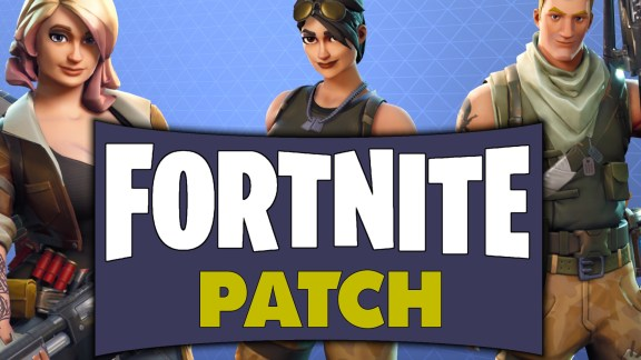 Fortnite Patch Update