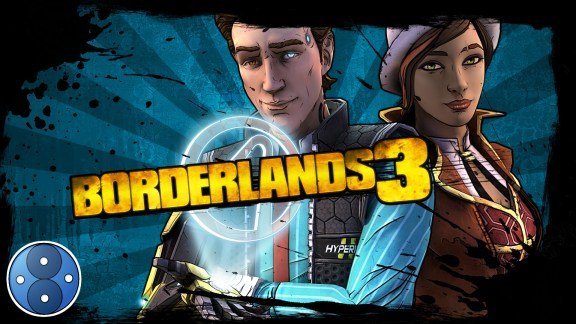 Rhys and Fiona in Borderlands 3