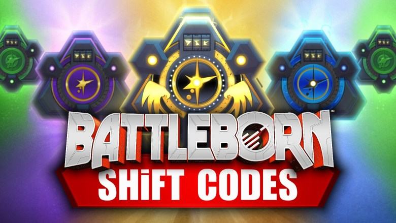 Battleborn Shift Codes for Loot / Gear