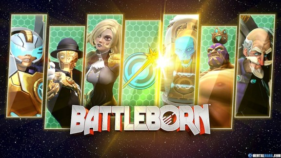 Battleborn Join the LLC Faction Wallpaper
