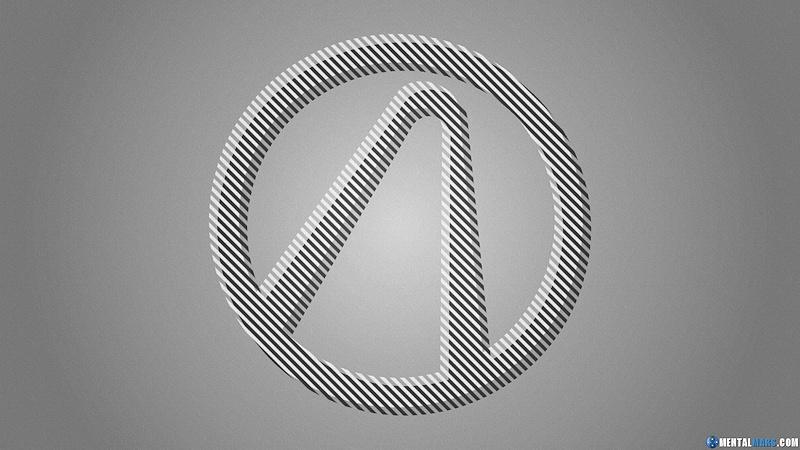 MinimalisticVault Symbol Wallpaper - Preview
