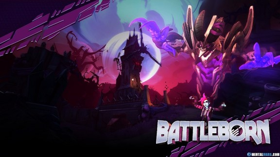 Battleborn Halloween Shayne & Aurox Wallpaper Preview
