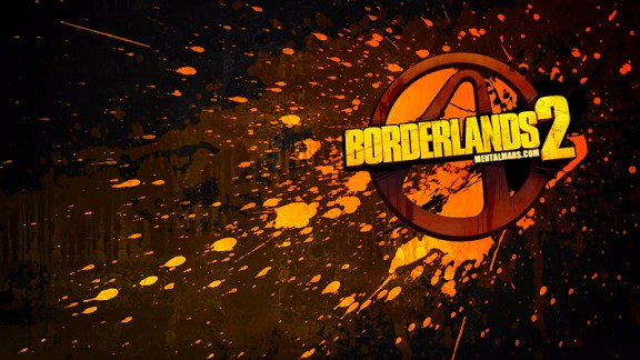Borderlands 2 Splash Screen Wallpaper Preview