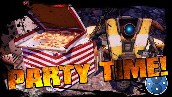 Borderlands 3 Party Time