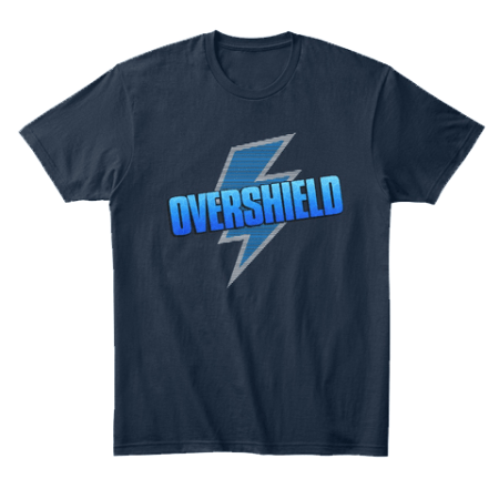 Overshield T-Shirt by MentalMars