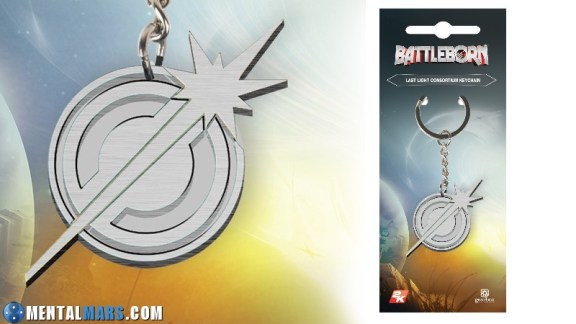 Battleborn Keychain LLC Preview
