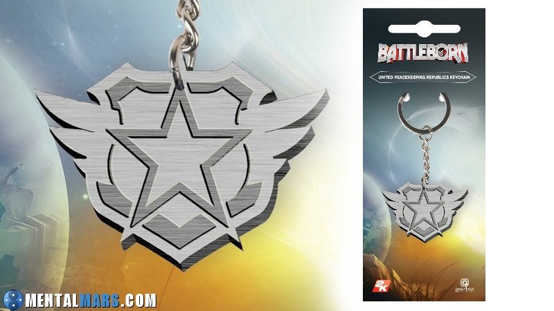 Battleborn Keychain UPR Preview
