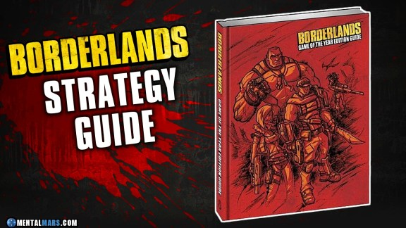 Borderlands 1 Game of the Year Signature Series Strategy Guide