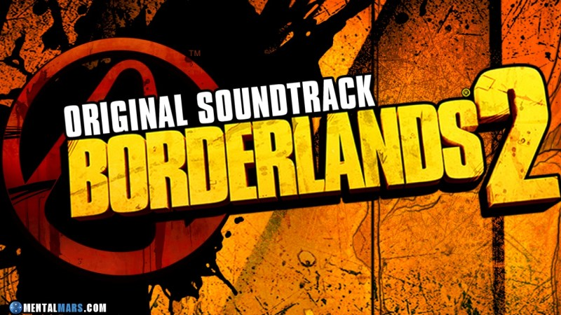 Borderlands 2 Soundtrack Volume 1