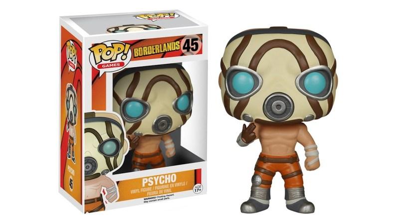 Borderlands Psycho Funko POP Games Action Figure
