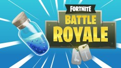 Fortnite Battle Royale Small Potion Update
