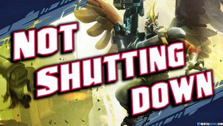 Battleborn Not Shutting Down Servers