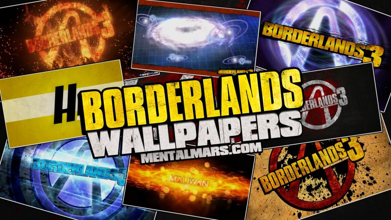 Borderlands 3 Wallpaper Collage