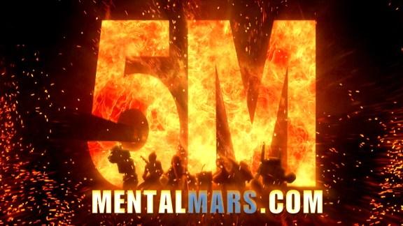 5M Views MentalMars
