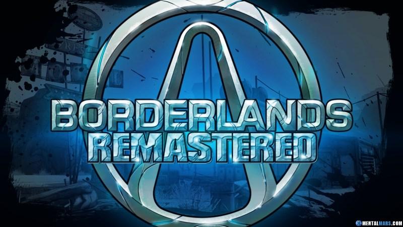 Borderlands Remastered Update