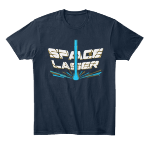 Tshirt – Space Laser