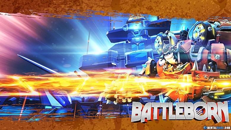 Battleborn Toby's Friendship Raid Wallpaper - Preview