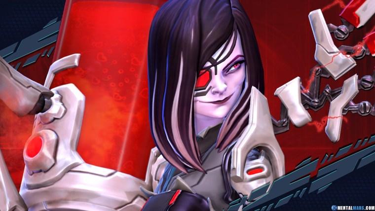 Beatrix Jennerit Battleborn Character