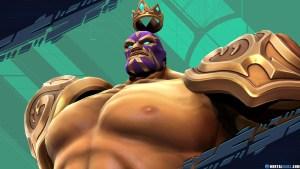 El Dragon LLC Battleborn Character