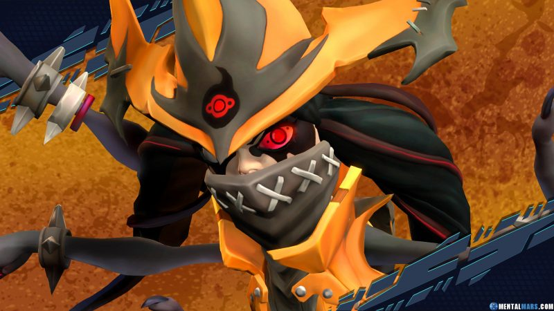 Orendi Rogue Battleborn Character