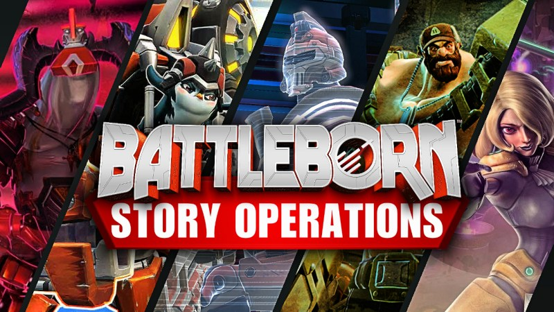 Battleborn Story Operations Overview