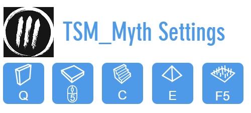 TSM_Myth's Fortnite Control Settings
