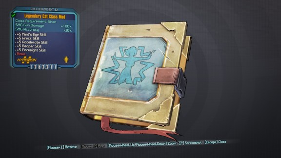 Borderlands 2 Legendary Class Mods Archives » Page 2 of 4