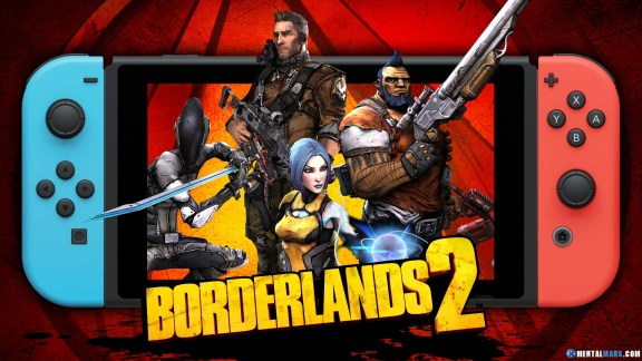 Borderlands 2 Nintendo Switch