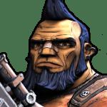 Borderlands 2 Vault Hunter - Salvador the Gunzerker