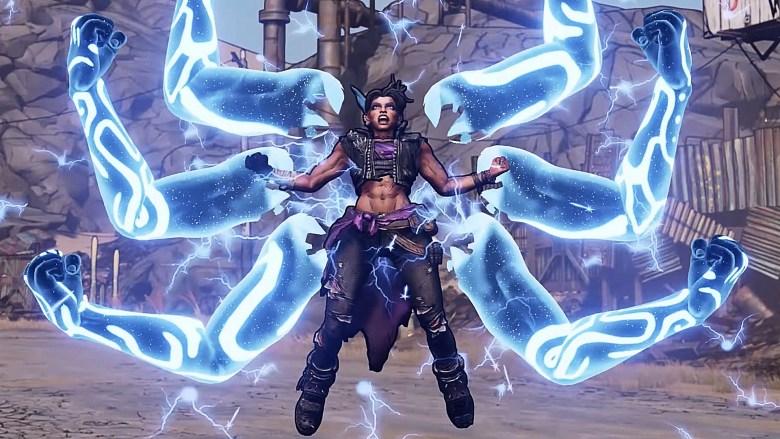 Amara the Siren - Borderlands 3 Character