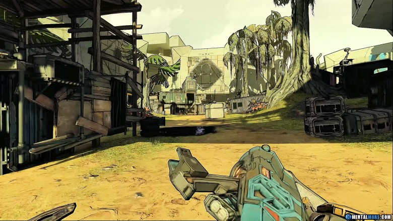 Badass Hideout - Borderlands 3