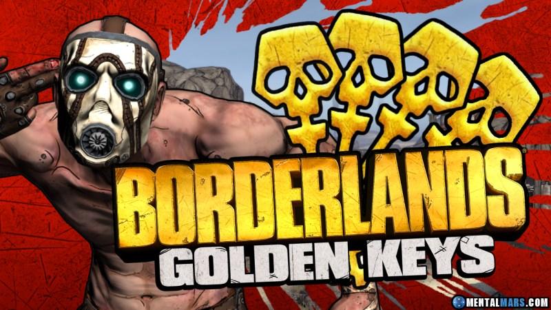 Borderlands 1 Golden Keys
