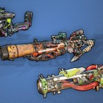 COV Weapons - Borderlands 3