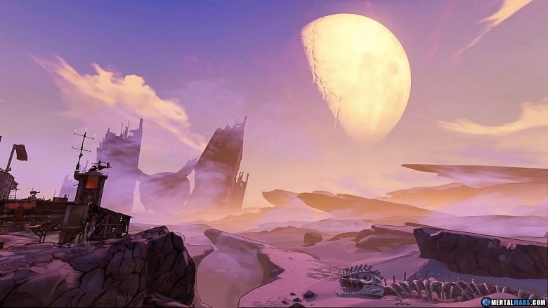 Hyperion Moonbase - Borderlands 3