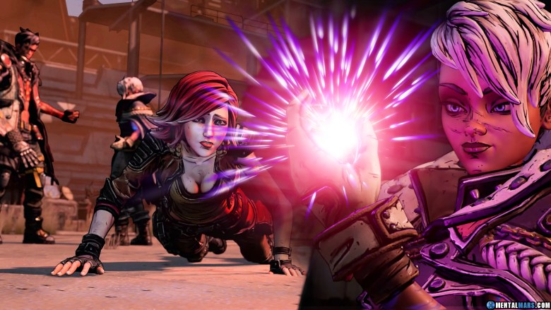 Lilith lost powers - Borderlands 3