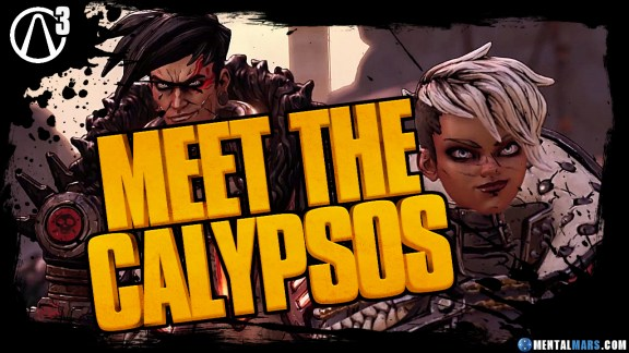 Meet the Calypsos - Borderlands 3
