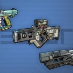 Tediore Weapons - Borderlands 3
