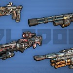 Vladof Weapons - Borderlands 3
