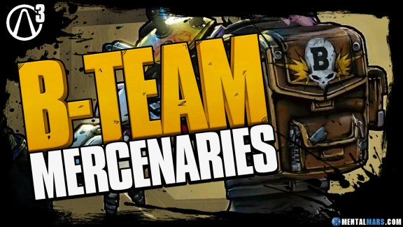 B-Team Mercenaries - Borderlands 3