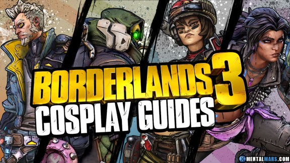 Borderlands 3 Cosplay Guides