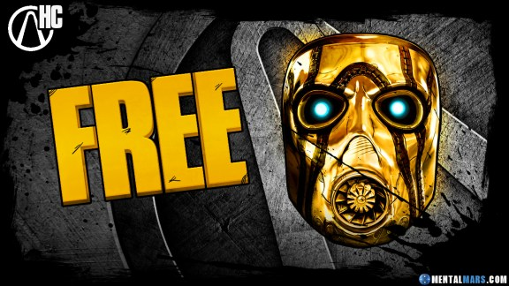 Free Borderlands Handsome Collection