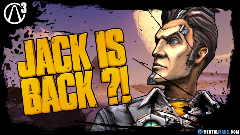Is Handsome Jack Back in Borderlands 3