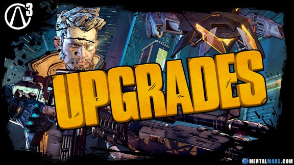 Vault hunter Upgrade Packs - Borderlands 3