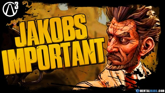 Why is Wainwright Jakobs Important to the story - Borderlands 3