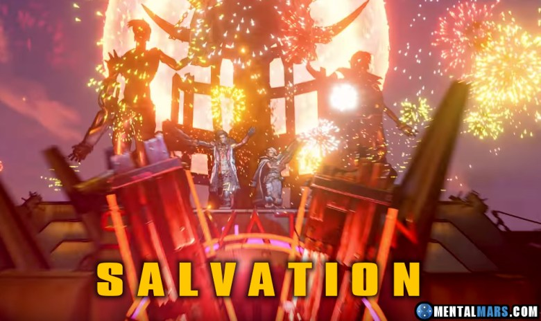 Salvation by Troy & Tyreen ? - Borderlands 3