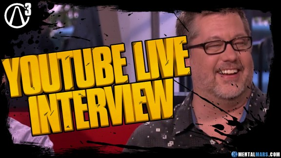Youtube Live Interview - Borderlands 3
