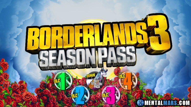 Borderlands 3 Season Pass Details
