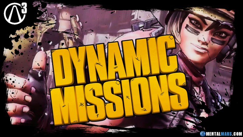 Dynamic Missions in Borderlands 3 Explained