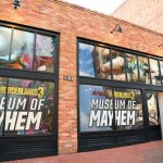 Museum of Mayhem - Outside